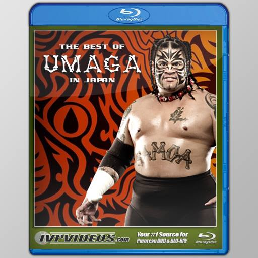 Best of Umaga (Blu-Ray with Cover Art)